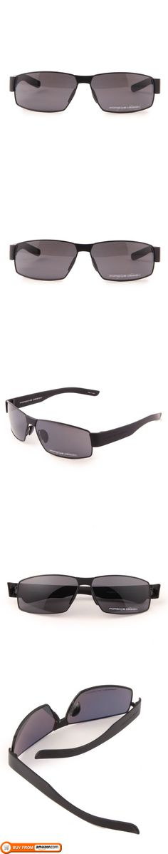 a5ee48a6fb3 Porsche Sunglasses P 8530 P8530 A Black Shades