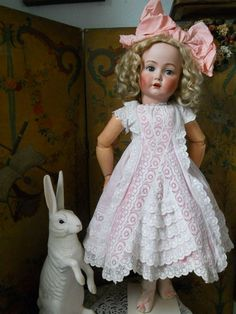~~~ Stunning Bisque Character Child 117n by Kammer & Reinhardt ~~~ from whendreamscometrue on Ruby Lane