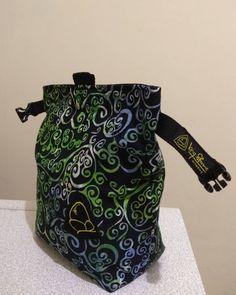 funny chalk bag handmade mens designs chalkbag for gym rock