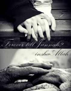 Ameen.. on wedding day and future anniversary