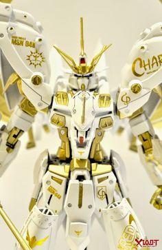1/100 Shura Blitz Gundam - Custom Build - Gundam Kits Collection News and Reviews