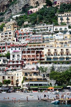 Italy - Positano, one of my favorite places!!!