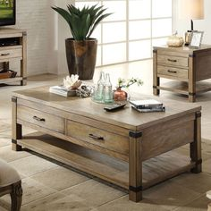 Newberry Coffee Table