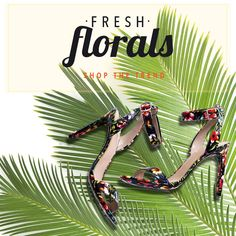 Fresh Florals shoes for Spring   Dress with Less