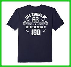 Mens Vintage Born in 1954 63rd Birthday T-Shirt 63 Years Old Medium Navy - Birthday shirts (*Amazon Partner-Link)