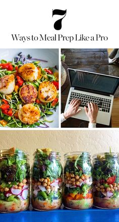7 Ways to Meal Prep Like a Total Pro via @PureWow