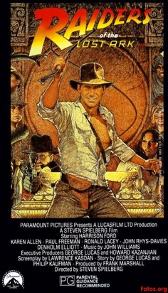 original raiders of the lost ark movie posters - Google Search