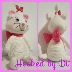 Marie aristocats crochet kriziwizi
