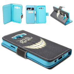Flip-Synthetic-Leather-Case-Protective-Phone-Skin-Cover-For-Samsung-Galaxy-A3