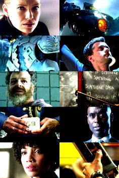 daniellerousseaus:  FRINGE AU: PACIFIC RIM  After star jaeger pilot Olivia Dunham loses her partner to the largest Category III kaiju on record, she's hard pressed to find a new match. Her search leads her to delinquent Peter Bishop and his eccentric father, Walter. With the aid of PPDC Marshal Philip Broyles and brilliant lab scientist Astrid Farnsworth, Peter and Olivia must face the kaiju threat while facing fears, doubts, and their own feelings.