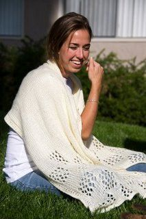 NiseyKnits: Fall Breeze Shawl Pattern
