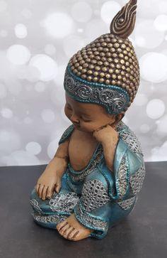 Small Buddha Statue, Zen Garden Design, Wall Painting Decor, Sculpey Clay, Kewpie, Lord Ganesha, Baby Art, Buddhism, Wallpaper