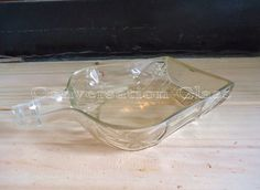 Crown Royal Whisky Bottle Serving Tray by ConversationGlass
