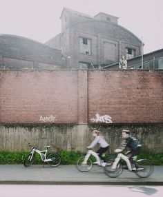 the smart ebike design tour cycles through cologne, germany