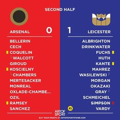 Whole game has now changed. Theo Theo Theo #AFC #Arsenal #lcfc #Leicester #AFCvLCFC