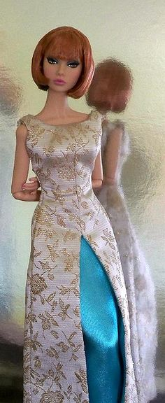 vintage Barbie fashion on Poppy Parker#Repin By:Pinterest++ for iPad#