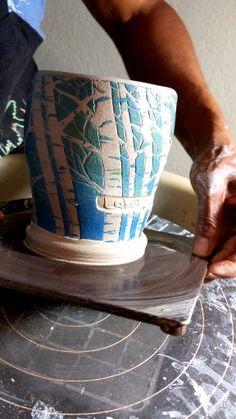 Most recent Free of Charge slab Ceramics videos Popular How I throw handbuilt m . Most recent Free of Charge slab Ceramics videos Popular How I throw handbuilt mugs on the wheel. Slab Pottery, Ceramic Pottery, Pottery Art, Ceramics Pottery Mugs, Clay Mugs, Ceramic Mugs, Ceramic Art, Pottery Lessons, Pottery Classes