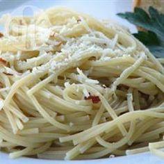 Classic Spaghetti Aglio e Olio