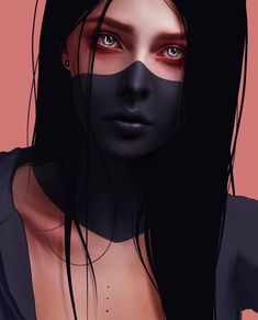 Laura H. Rubin is a digital artist and illustrator based in Bern, Switzerland. For more view website. Digital Art Girl, Digital Portrait, Portrait Art, Illustration Art Drawing, Digital Illustration, Fridah Kahlo, Surealism Art, Dope Cartoon Art, Animated Icons