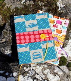 FairyFace Designs: {Sew} Get Started: Notebook Cover Tutorial
