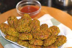 Petiscana: Nuggets de legumes [Veggie nuggets]