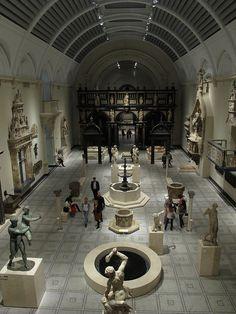 V & A Museum, London, via Flickr