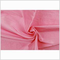 Pink Silk Shantung-Dupioni Fabric by the Yard   Mood Fabrics