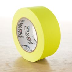 Gaffer Power Gaffer Tape, 2 Inch x 30 Yards - Yellow Gaffer Tape, Yellow Carpet, Best Carpet, Duct Tape, Adhesive, Yards, How To Make, Leaves, Neon