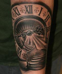 fantasy stairway tattoo drawing - Google zoeken