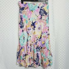 NWT TWO PACK TEAL////FLORAL MAXI SKIRTS SIZE 14 RRP £35
