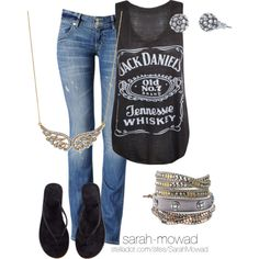 Jack mixed it up, created by sarah-mowad on Polyvore