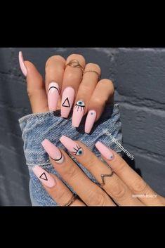 Unicorn Nails, Nail Inspo, Summer Nails, Acrylic Nails, Nail Designs, Nail Art, Beauty Stuff, Full Set, Finger Nails