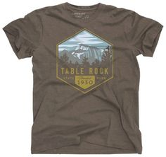 The Landmark Project Table Rock T-Shirt