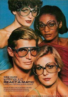 Renauld Sunglasses Adv. 1977