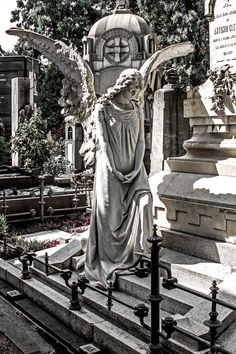 Beautiful Angel by attomanen.deviantart.com on @deviantART Cimitero Monumentale, Milan, Italy