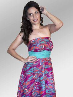 Vestido Campanella #moda #lino #SS2014 www.abito.com.mx
