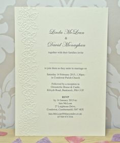 Erfly Wedding Invitations Set Http Www Notonthehighstreet Sweetpeadesign