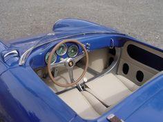 porsche 550 Spyder Interior - Google Search