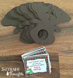 Ho-Ho-Holiday Gifts for Your Students {2014 Link-Up}