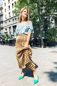 The Only Skirt-and-Top Combinations We Want to Wear This Summer