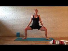 Prenatal Vinyasa Yoga for Flow and Hip Opening - YouTube