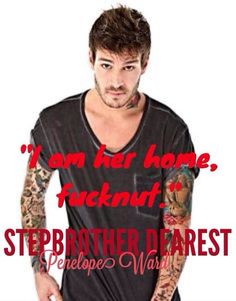 And that is what Elec has to say about it. - Step Brother Dearest By Penelope Ward