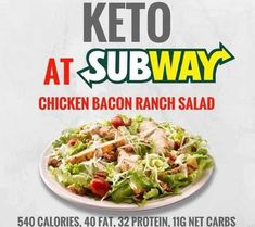 Keto Fast Food and Restaurant Picks! - The Fit Mom Tribe Keto Keto Foods, Keto Diet Fast Food, Healthy Fast Food Restaurants, Keto Fast Food Options, Fast Healthy Meals, Keto Food List, Keto Diet Plan, Low Carb Diet, Ketogenic Recipes