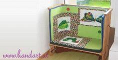 Babybay in Sitzbank umfunktionieren