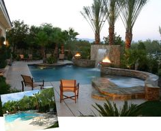Pool and Spa Renovations - Residential
