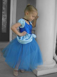 Cinderella Costume Tutu Dress