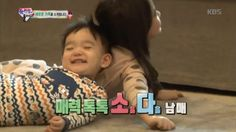 """Lee Beom Soo's Children Stick Together Like Glue in """"The Return of Superman"""" Preview"""