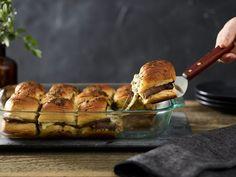 Easy Roast Beef Potluck Rolls