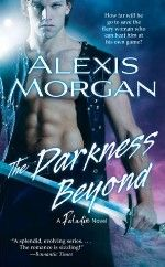 THE DARKNESS BEYOND by Alexis Morgan. Just started. D.J. and Reggie seem adorable. Love the computer hacker aspect. Really enjoy the Paladin series. Can't wait for more!