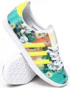 Love this Gazelle OG WC Farm W Sneakers by Adidas on DrJays. Take a look and get 20% off your next order!